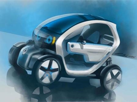 电动汽车研发平台架构